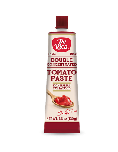 Double Concentrated Tomato Paste since 1963