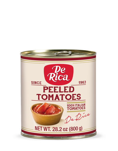 Whole Peeled Tomatoes since 1963
